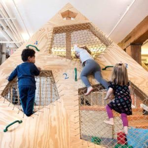 Indoor Playgrounds and Play Spaces in NYC - Upparent