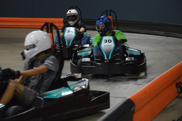 Veloce Indoor Speedway Milwaukee